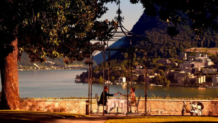 Romantic getaway in Ticino