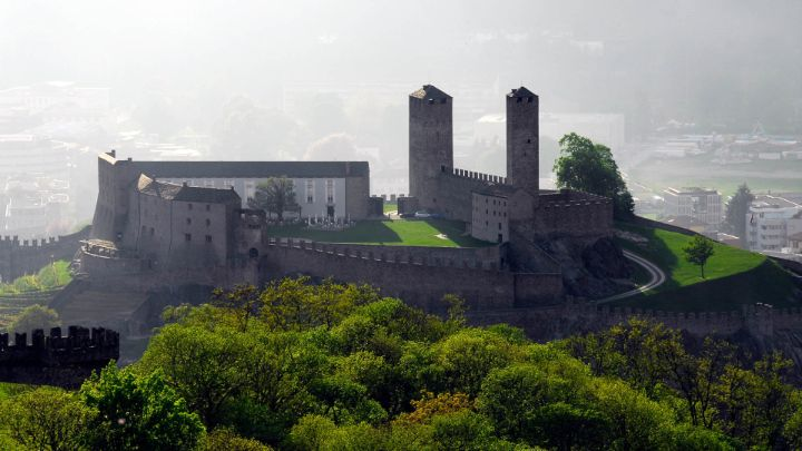 Places to see in Bellinzona