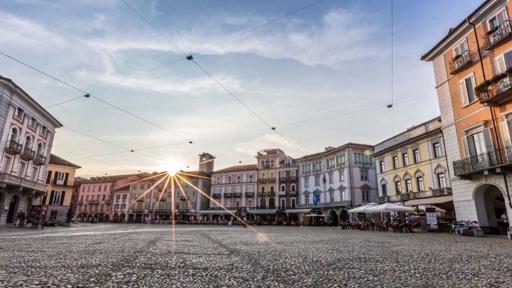 Places to see in Locarno