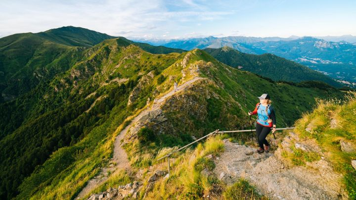 Explore the trails in Ticino