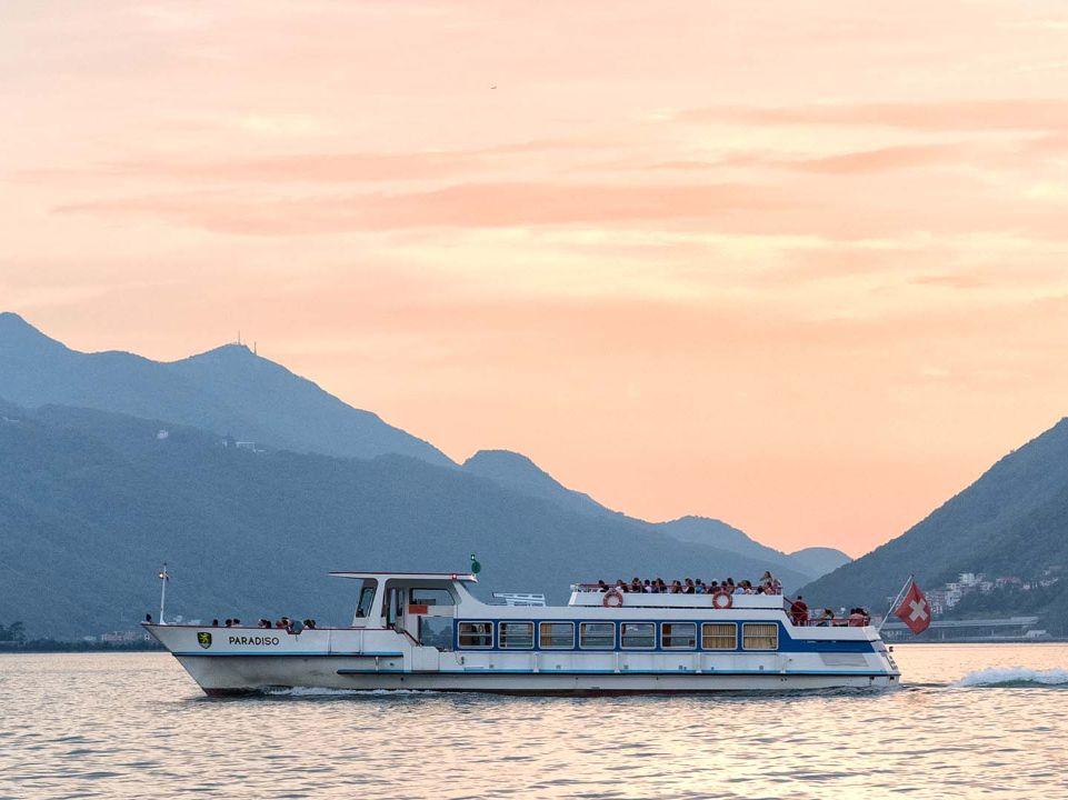 Tour culinario dei grotti sul Lago di Lugano | ticino.ch