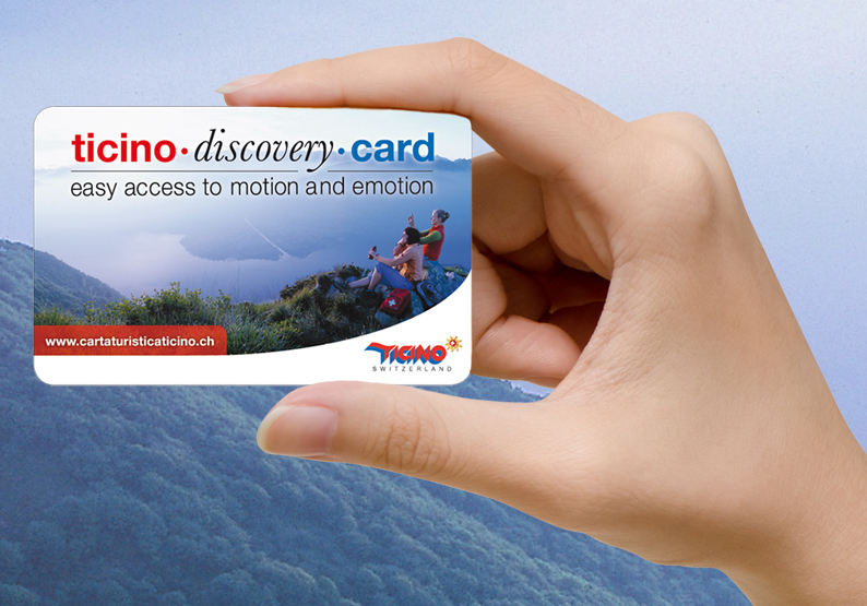 Ticino Discovery Card