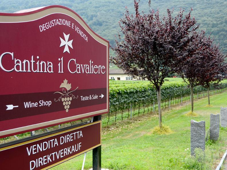 Image 0 - Cantina il Cavaliere SA