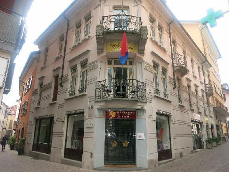 Image 0 - Hôtel Garni Giacometti - B&B