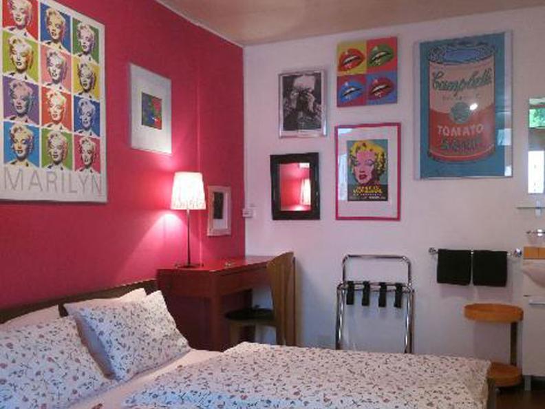 Image 1 - Hôtel Garni Giacometti - B&B