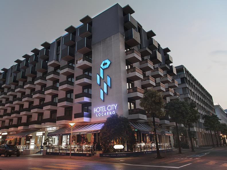 Image 0 - Hotel City Locarno