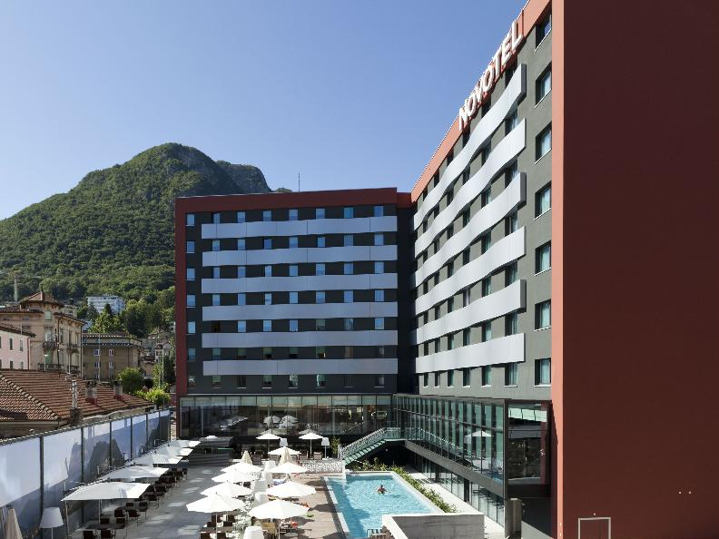 Image 0 - Novotel Lugano Paradiso