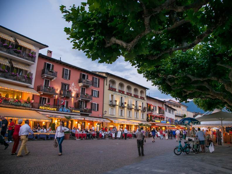 Image 1 - Piazza Ascona - Hotel Al Faro