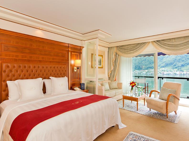 Image 0 - Swiss Diamond Hotel Lugano