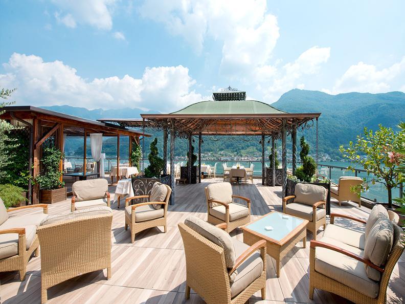 Image 1 - Swiss Diamond Hotel Lugano