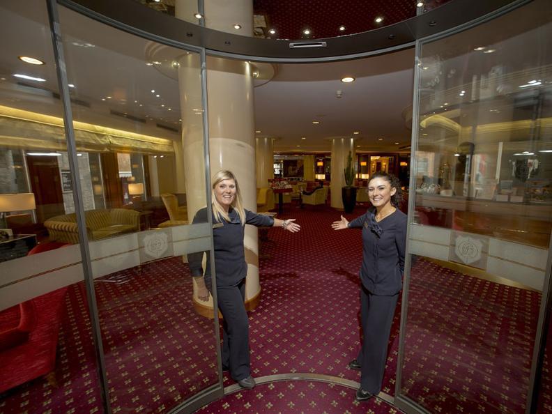 Image 0 - Hotel Lugano Dante Center