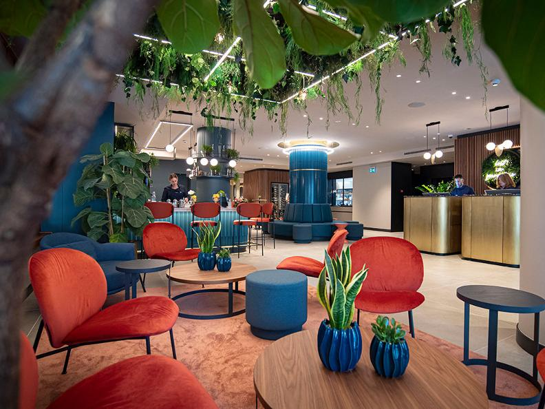 Image 0 - Hotel LuganoDante