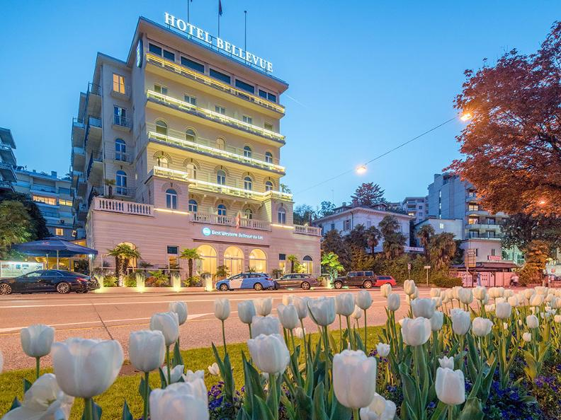 Image 0 - Best Western Hotel Bellevue au Lac