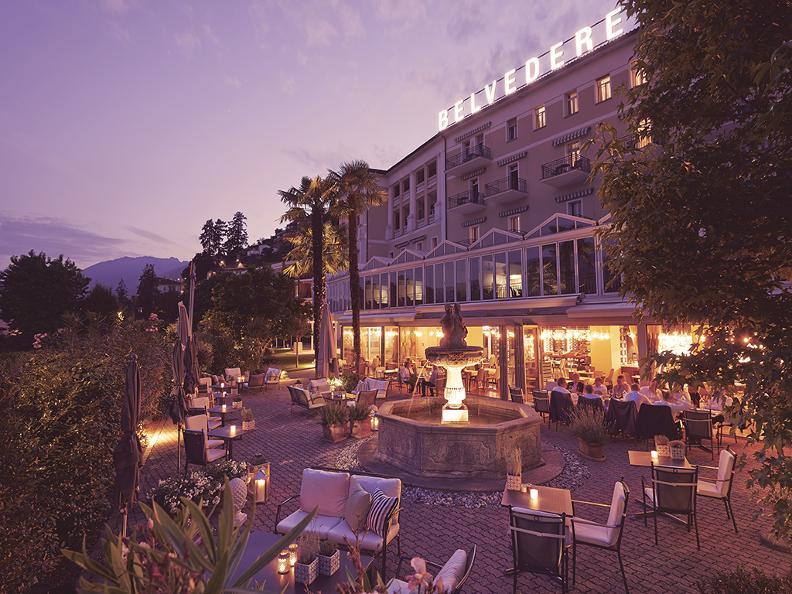 Image 0 - Hotel Belvedere Locarno
