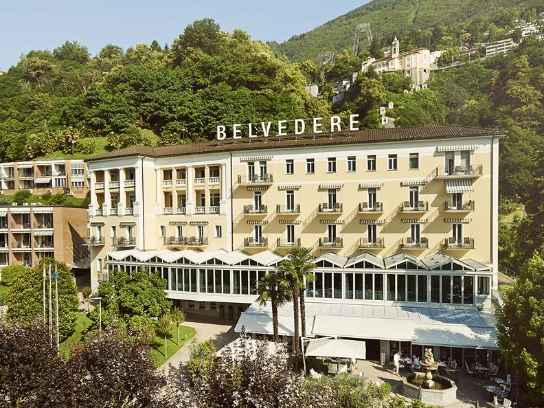 Image 10 - Hotel Belvedere Locarno