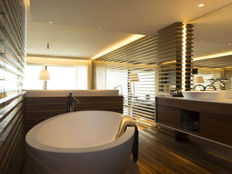 The view lugano design lifestyle hotel spa for Design hotel tessin