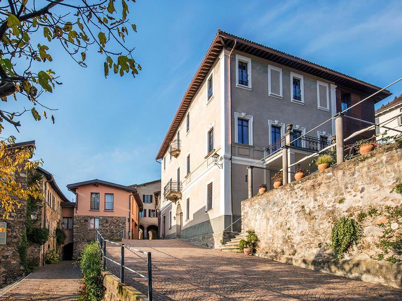 Image 0 - Boutique Hotel Relais Castello di Morcote