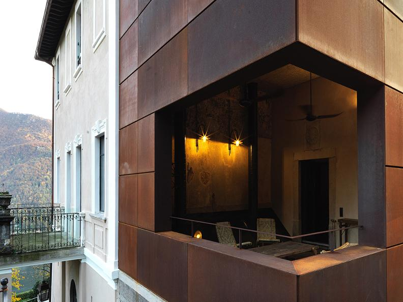 Image 2 - Boutique Hotel Relais Castello di Morcote