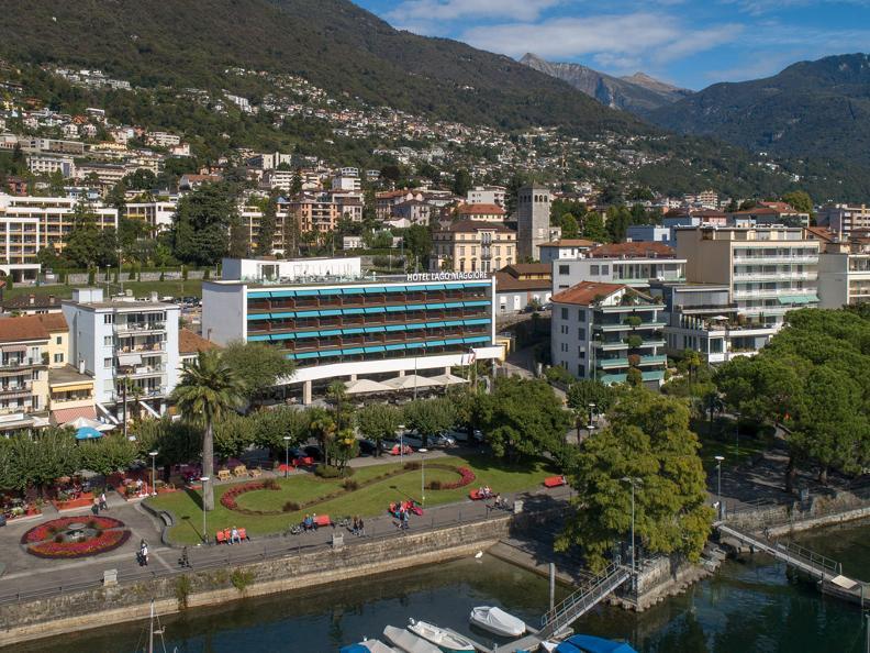 Image 0 - Hotel & Lounge Lago Maggiore