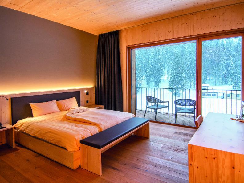 Image 8 - Campra Alpine Lodge & Spa