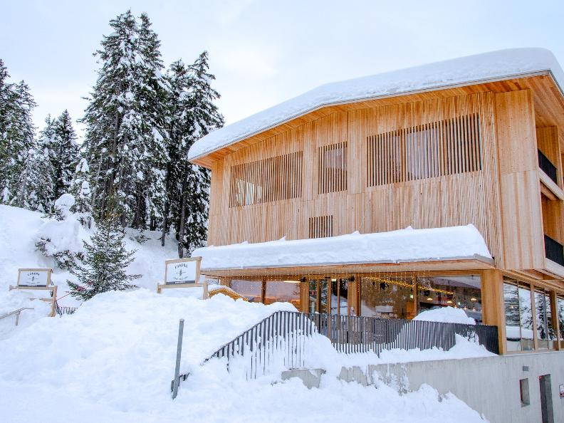 Image 15 - Campra Alpine Lodge & Spa