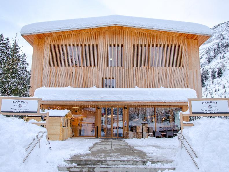 Image 16 - Campra Alpine Lodge & Spa