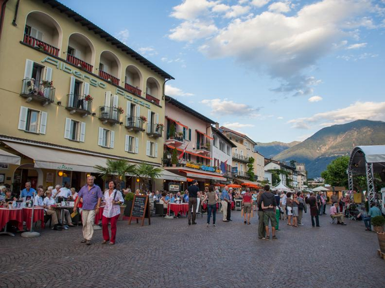 Image 1 - Piazza Ascona - Hotel Piazza Ascona
