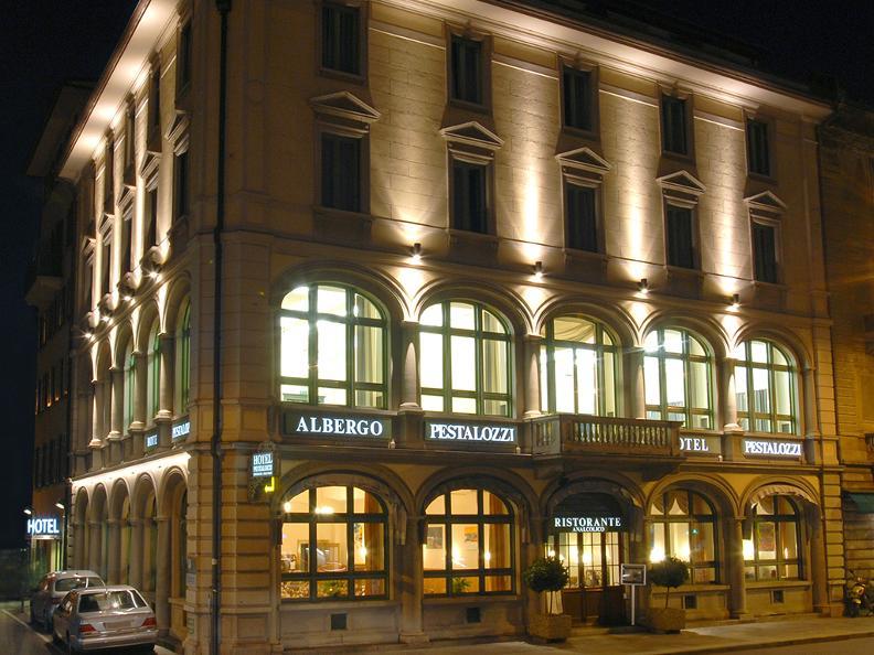 Image 0 - Hotel Pestalozzi Lugano