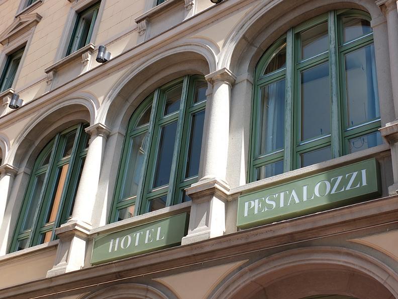 Image 1 - Hotel Pestalozzi Lugano