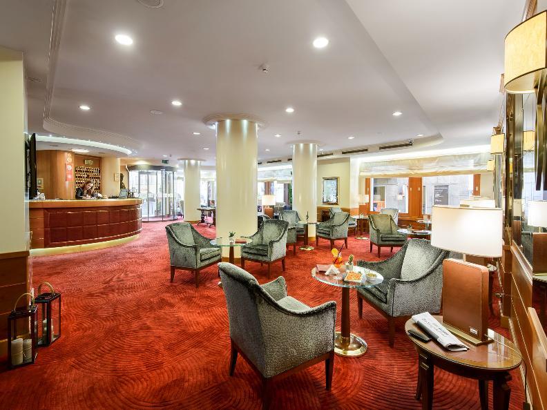 Image 23 - Hotel Lugano Dante Center