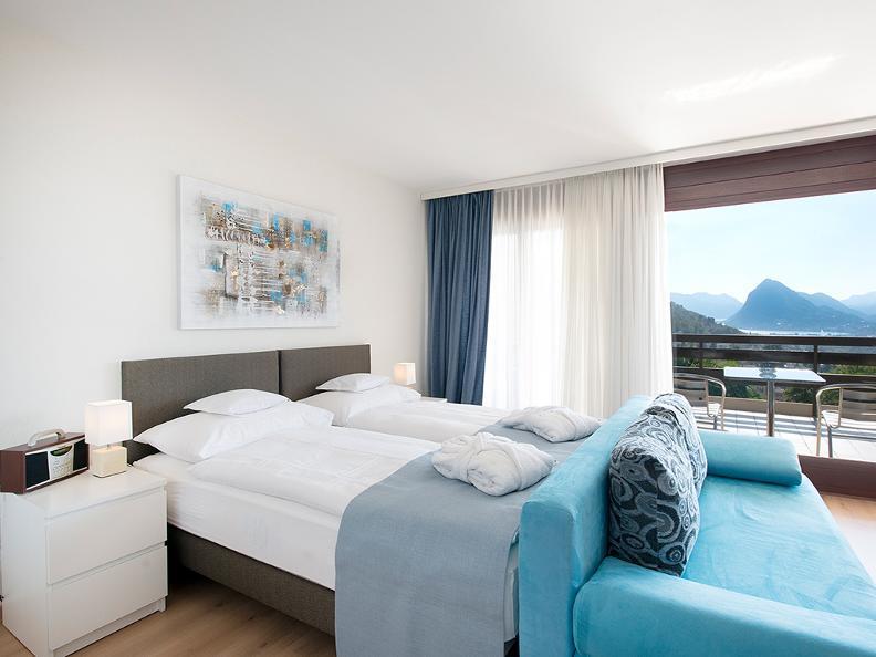 Image 2 - Centro Cadro Panoramica Appartamenti
