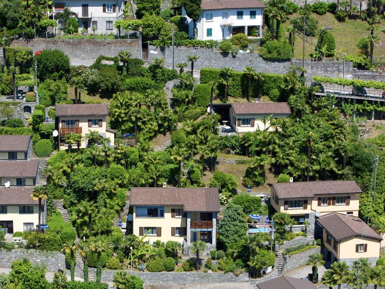 Image 1 - Reka-Holiday House Brissago
