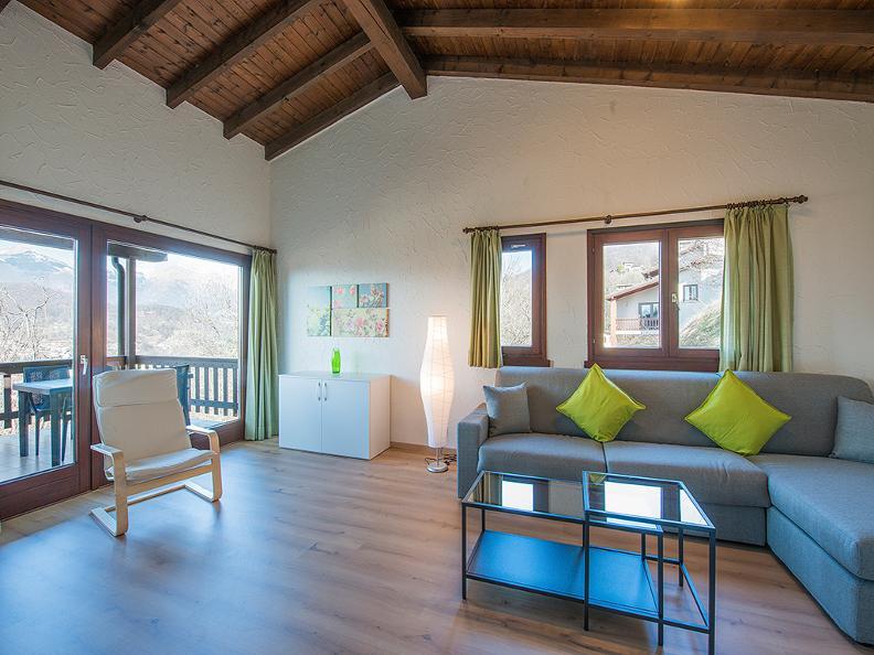 Image 1 - Centro Cadro Panoramica Rustici