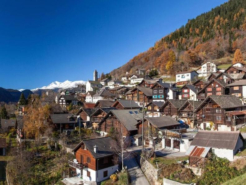 Image 0 - Holiday home look at the Ticino Alps