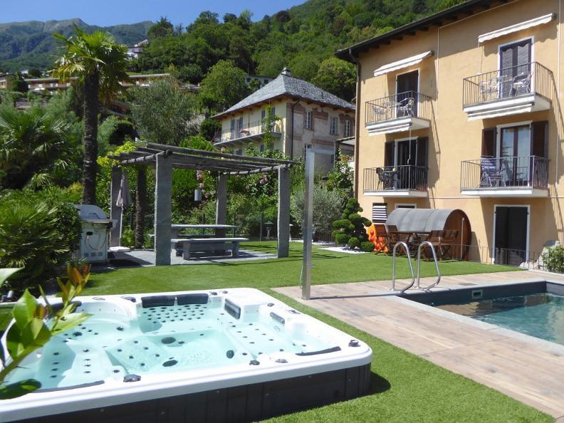 Image 2 - Casa Ghiggi - App. 2 locali Ticino