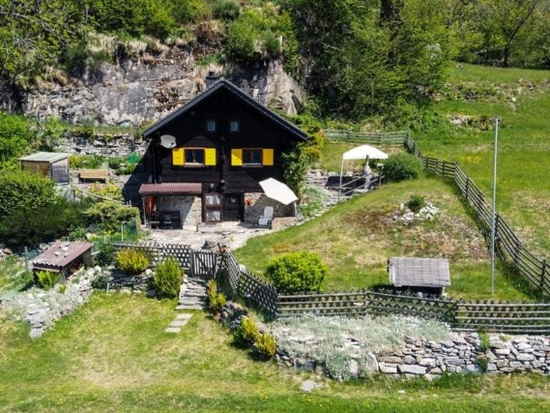 Image 0 - Chalet of Leventina in a corner of paradise