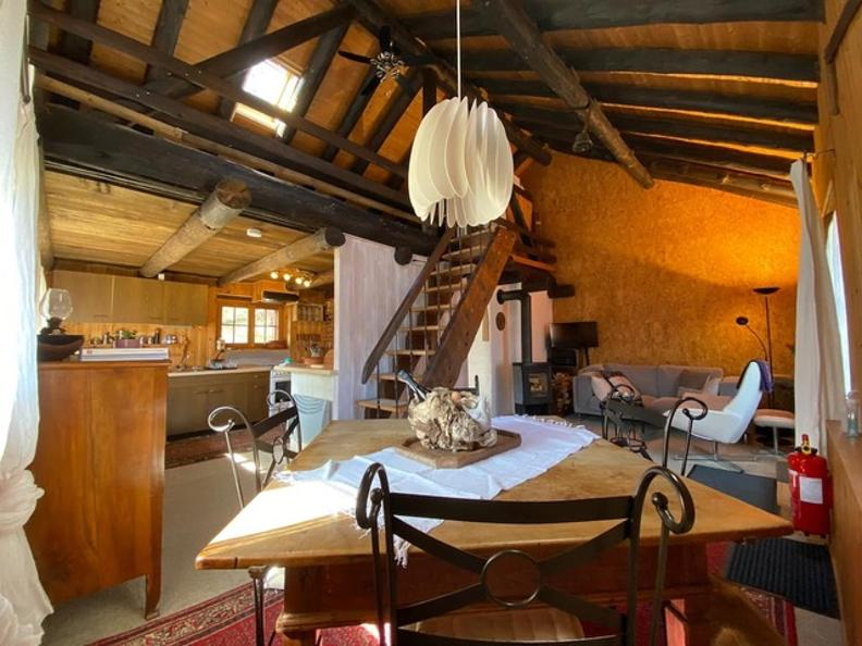 Image 9 - Chalet of Leventina in a corner of paradise