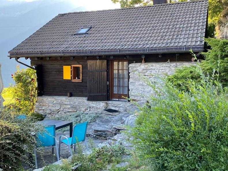 Image 18 - Chalet of Leventina in a corner of paradise