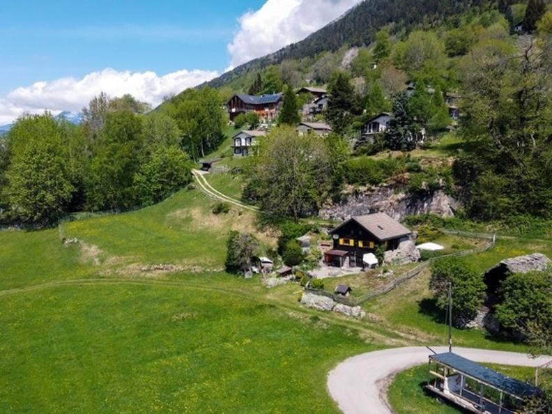 Image 26 - Chalet of Leventina in a corner of paradise