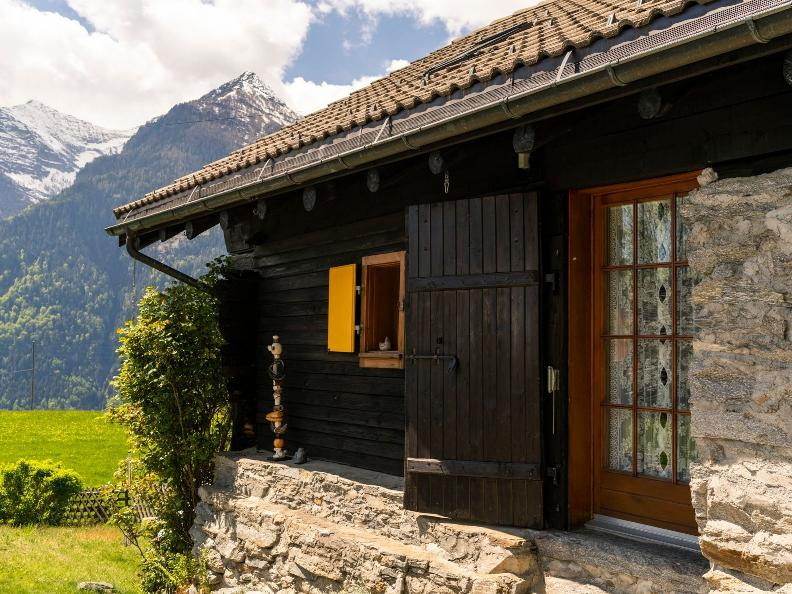 Image 1 - Chalet of Leventina in Sobrio