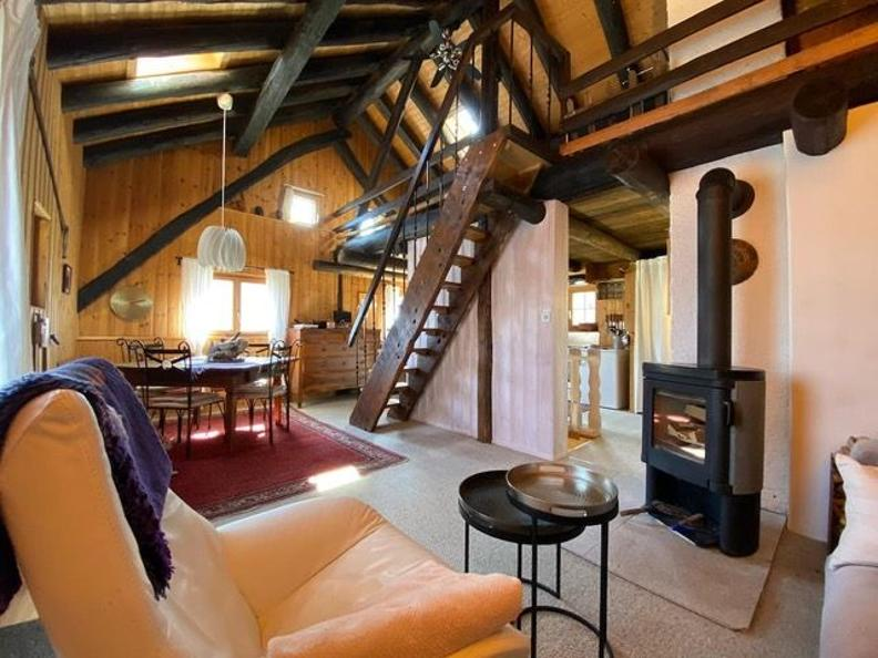 Image 8 - Chalet of Leventina in a corner of paradise