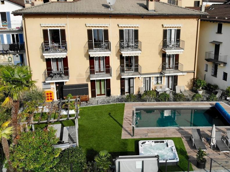 Image 1 - Casa Ghiggi - App. 3 pièces Riviera