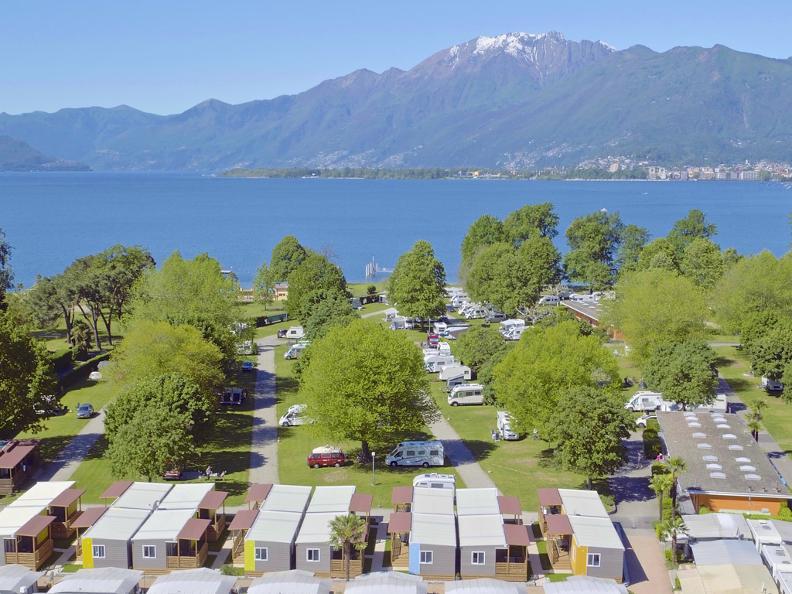 Image 0 - Camping Tamaro Resort