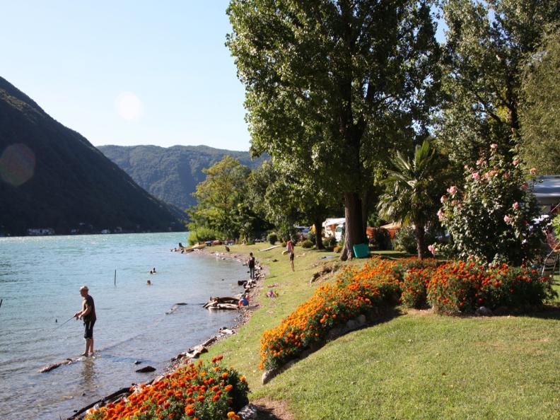 Image 1 - Camping Paradiso Lago