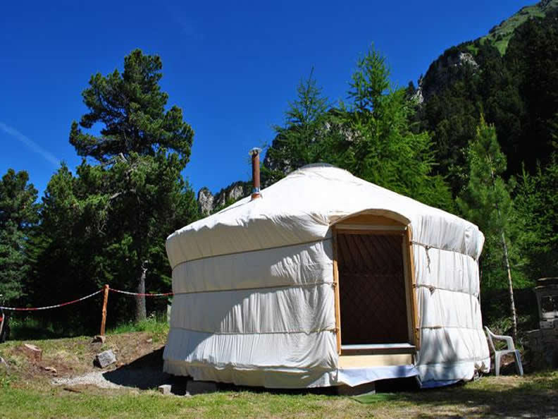 Image 0 - Camping - Centro Pro Natura Lucomagno