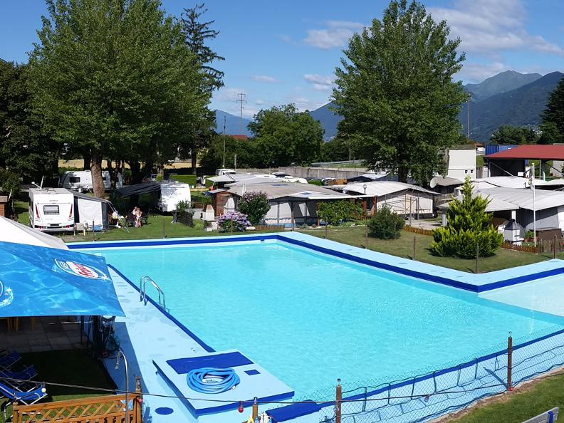 Image 2 - Camping + Pool  Joghi e Bubu