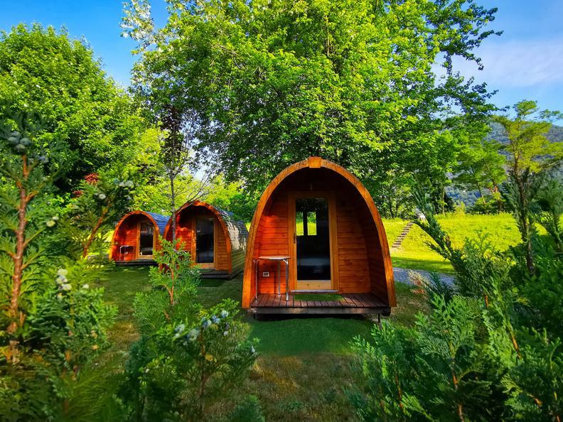 Image 0 - Camping Melezza