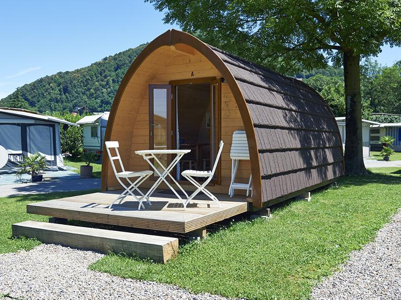 Image 0 - TCS Camping Lugano - La Piodella