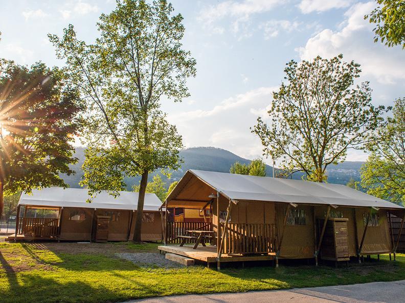 Image 1 - TCS Camping Lugano - La Piodella