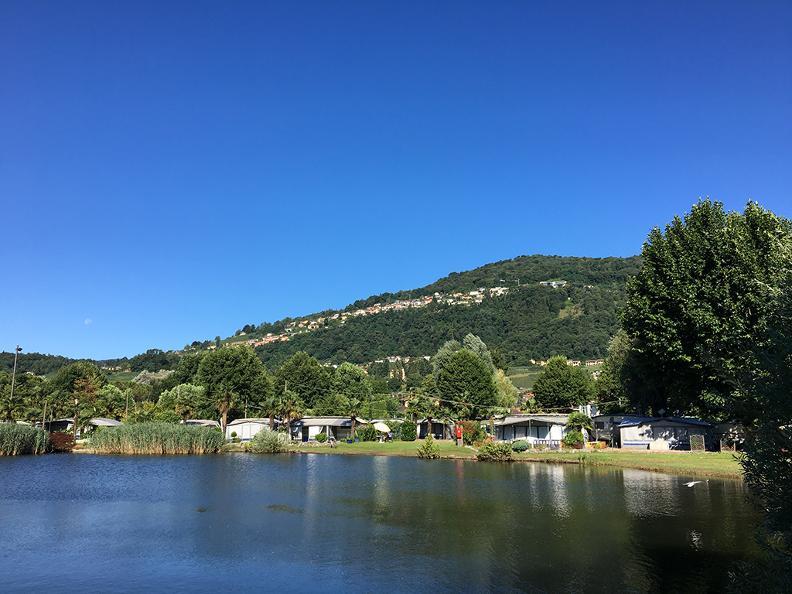 Image 1 - Camping Lugano Lake